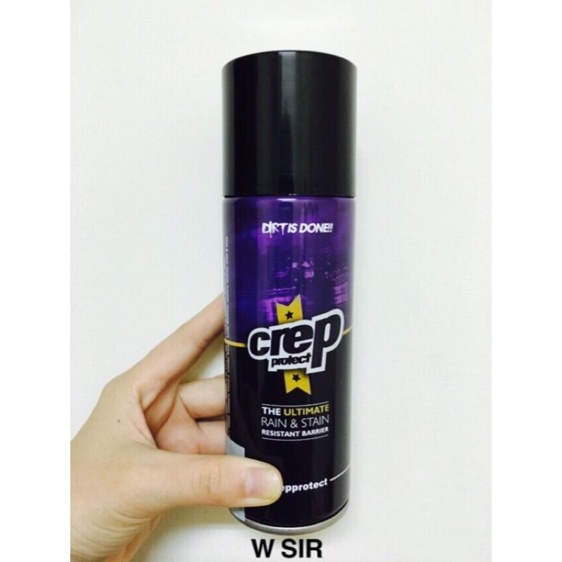 CREP PROTECT 奈米鍍膜防水噴霧,效果更勝~Hoda ~抗汙保養清潔