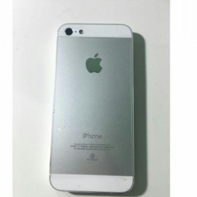 i phone 5 16g 正背貼膜