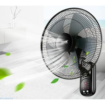 ღ玖玖ღ壁扇掛壁式電風扇家用靜音壁掛牆壁工業搖頭大電扇遙控宿舍潮流❀