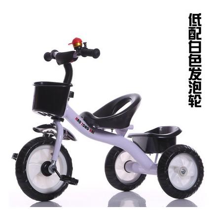 【美佳樂】 好童孩兒童三輪車腳踏車小孩自行車寶寶手推單車1 2 3 4 歲玩具車