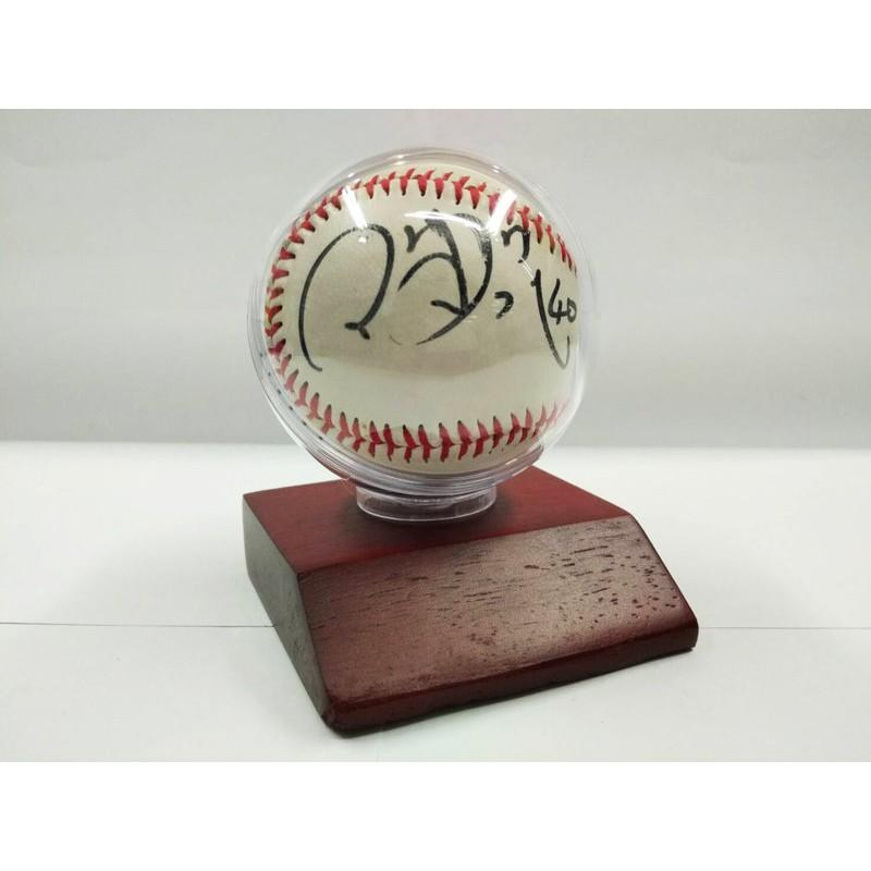大自在含稅附發票簽名球簽名棒球用透明球框 收納球座收藏展示AC 122