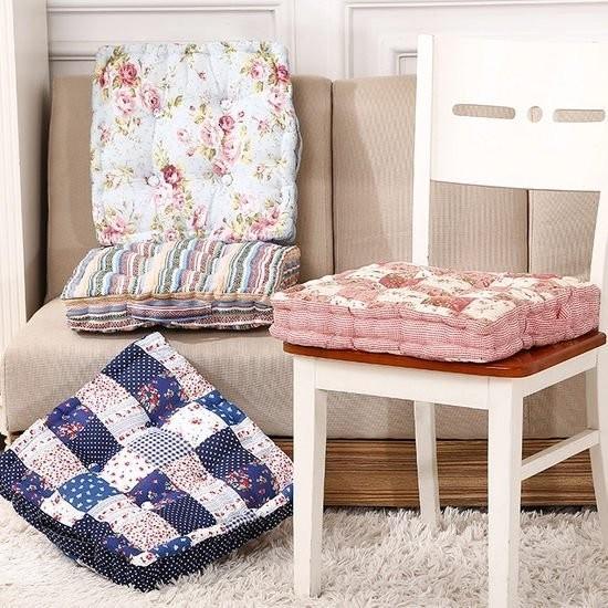 My Color ~Q84 ~方形加厚胖子坐墊和式坐墊方型坐墊電腦椅座墊午睡枕靠枕枕頭舒適