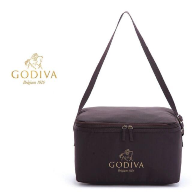 來自比利時的 GODIVA 專櫃定制單肩保溫保冰袋母乳保冰袋便當保溫袋保冷袋