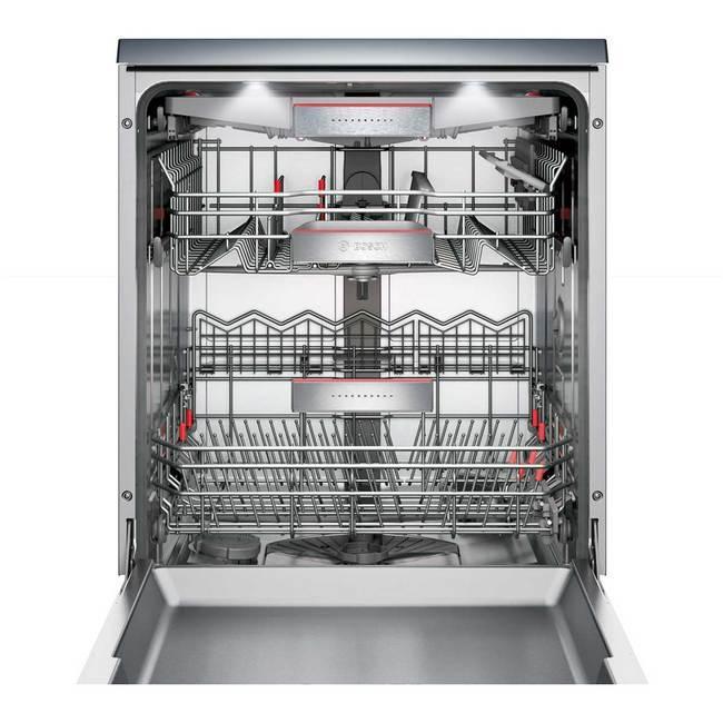 SMV68IX00X 品名 : 德國Bosch洗碗機全嵌式13人份