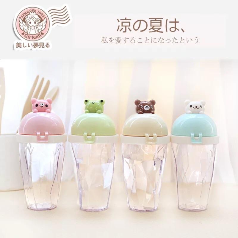 Giriwill 冰淇淋 動物杯
