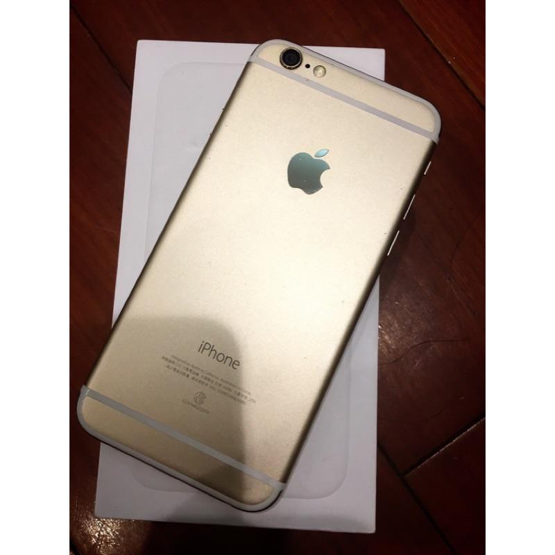 iPhone 6 金色64g 4 7 寸 中古機