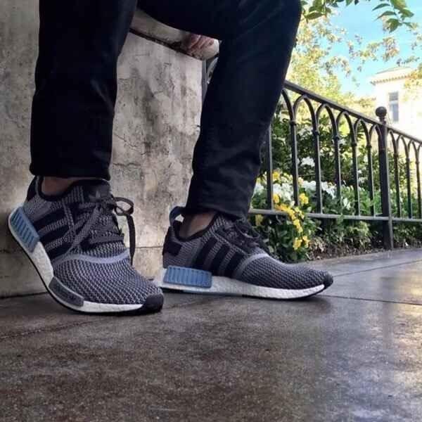 愛迪達adidas NMD Runner Primeknit BOOST 愛迪達 鞋休閒鞋