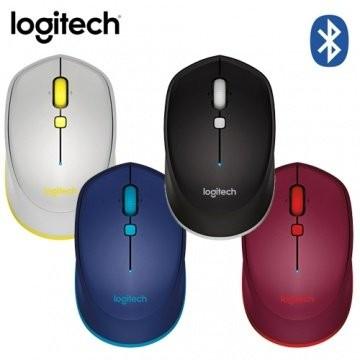 羅技Logitech M337 藍芽無線滑鼠雷射光學感應