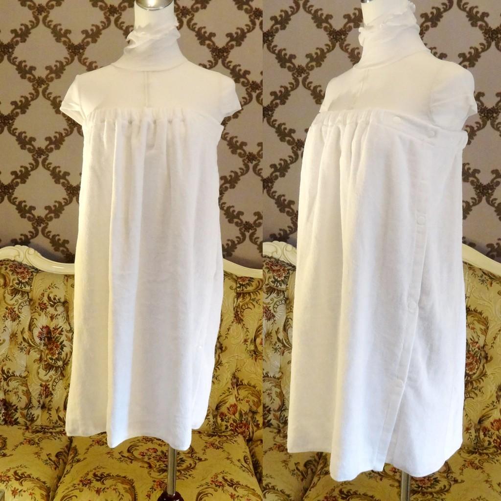 浴裙浴衣一件380 元三件組每件350 元浴袍100 純棉沐浴用品美容SPA 飯店備品溫泉