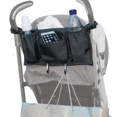 ✦外出好物✦ 嬰兒推車掛鉤掛袋