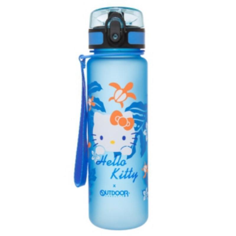 OUTDOOR ~Hello Kitty 聯名水杯夏威夷ODKS0162HABL 售價NT