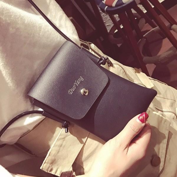 手機包大容量斜背包頸掛包女包掛脖包手拿包小包側背包