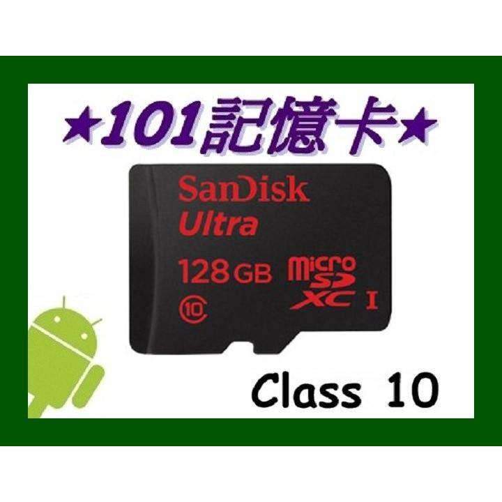 101 ~ 貨Sandisk Ultra 80MB microSD 128G 128GB