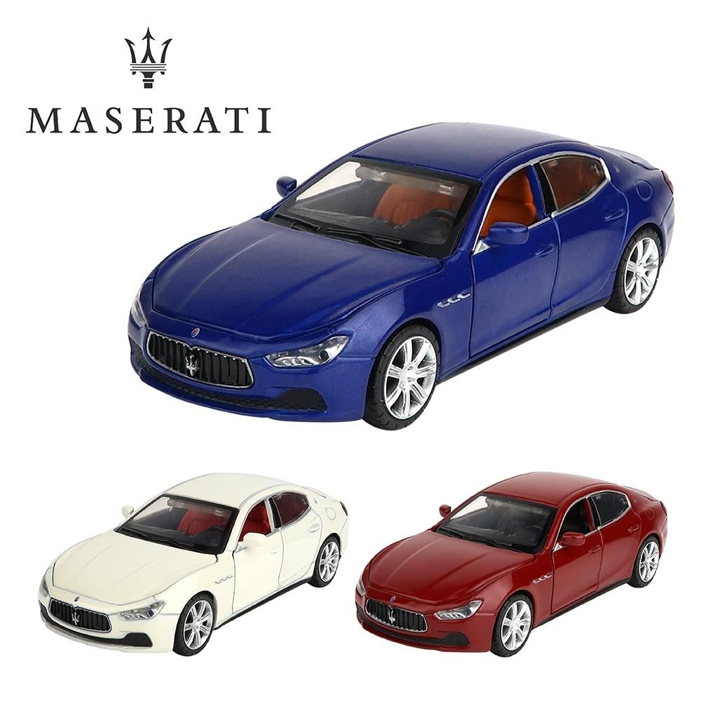 3 台折30 1 32 合金車51 Maserati Ghibli 瑪莎拉蒂2014