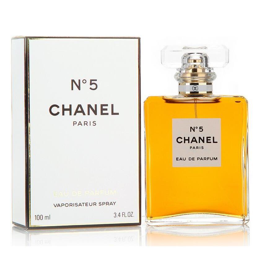 Chanel 香奈兒 N °5 女士香水EDP 50ml 100ml