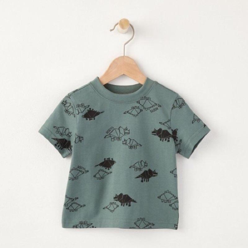 ROOTS  Baby Jordan T shirt