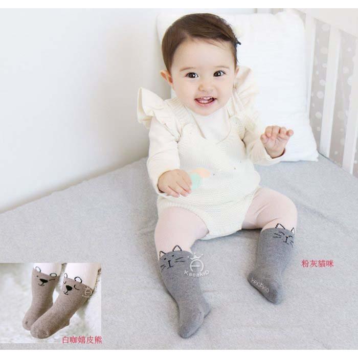 ~熊爸爸~童襪褲襪加厚款保暖防寒舒適延伸彈性褲襪二款~GZ K020 ~