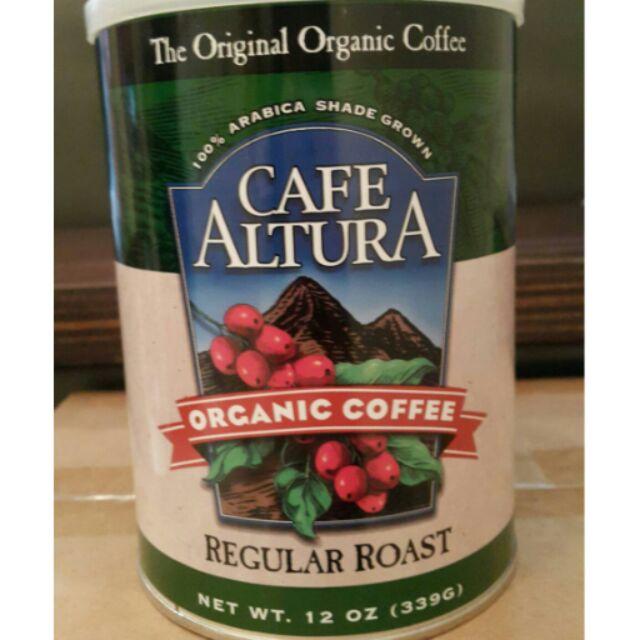葛森療法相關Cafe altura 有機一般烘焙研磨咖啡
