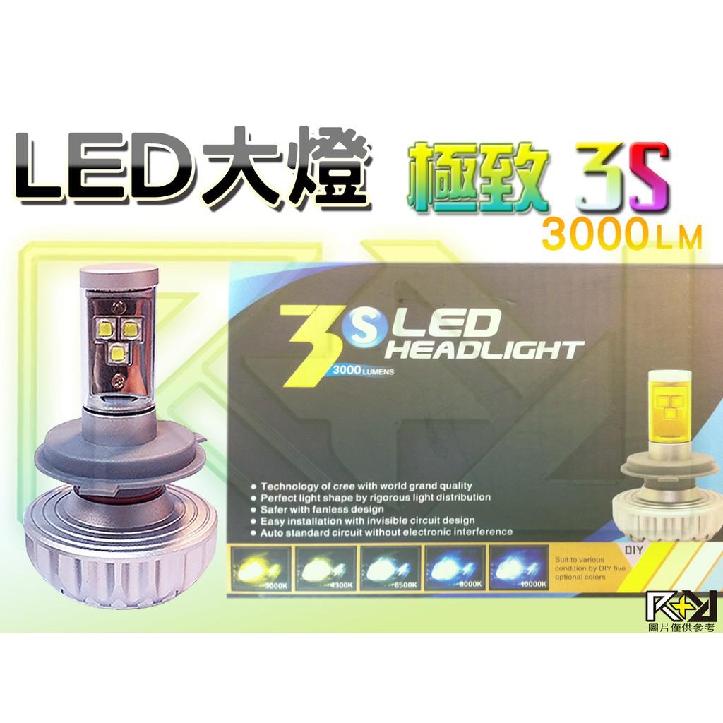 ⚡R R ⚡FORCE 賣場LED 大燈雙近燈雙遠燈恆亮直上型免破壞無須修改 線路