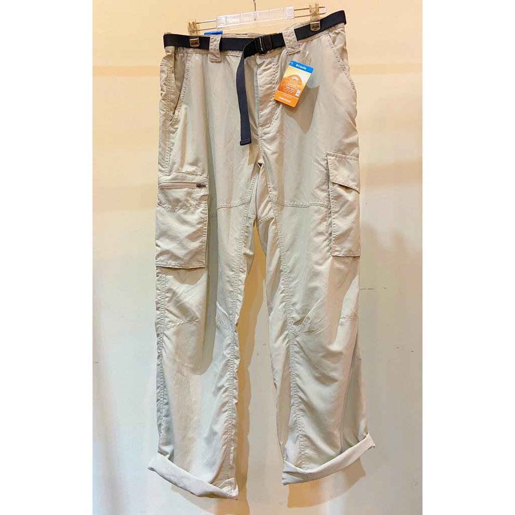 Columbia 哥倫比亞 男款 UPF50 快排 快乾 長褲