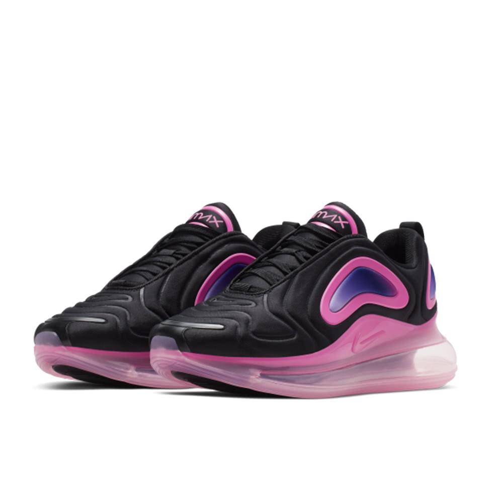【NIKE 耐吉】1999 AIR MAX 720 男鞋 氣墊 避震 慢跑 運動鞋 黑粉 AO2924005