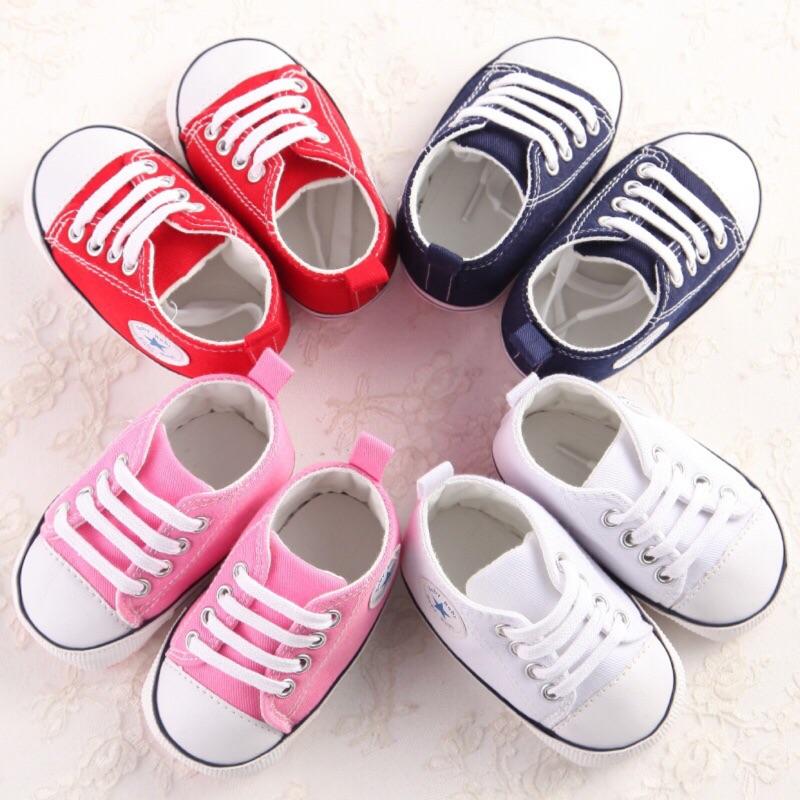 曈曈Baby 款男女寶寶帆布鞋嬰兒鞋軟底鞋學步鞋男寶寶休閒 風格鞋女寶寶穿搭風格