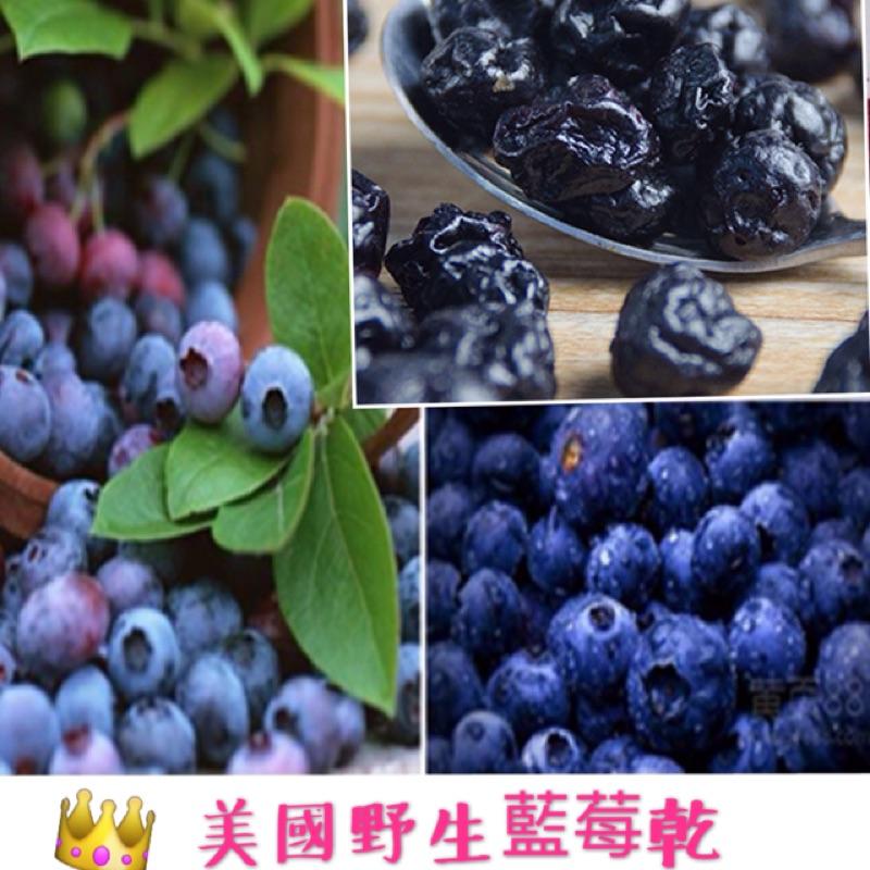 美國野生藍莓果乾、天然藍莓乾