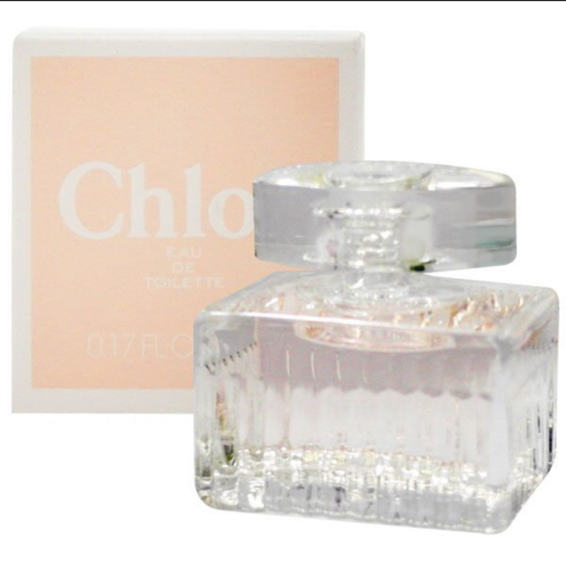 Chloe 白玫瑰女性淡香水5ml 小香艾美小舖