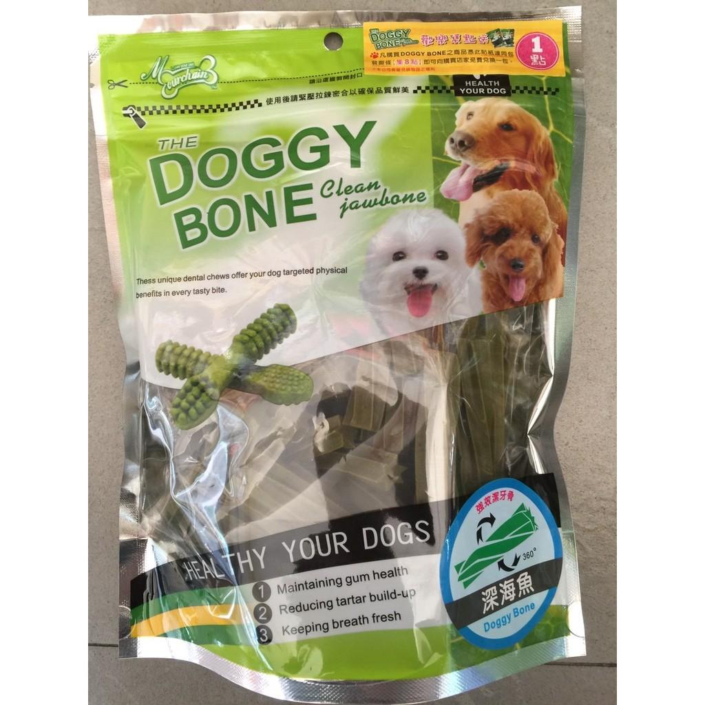 The DOGGY BONE 多奇棒強效潔牙骨