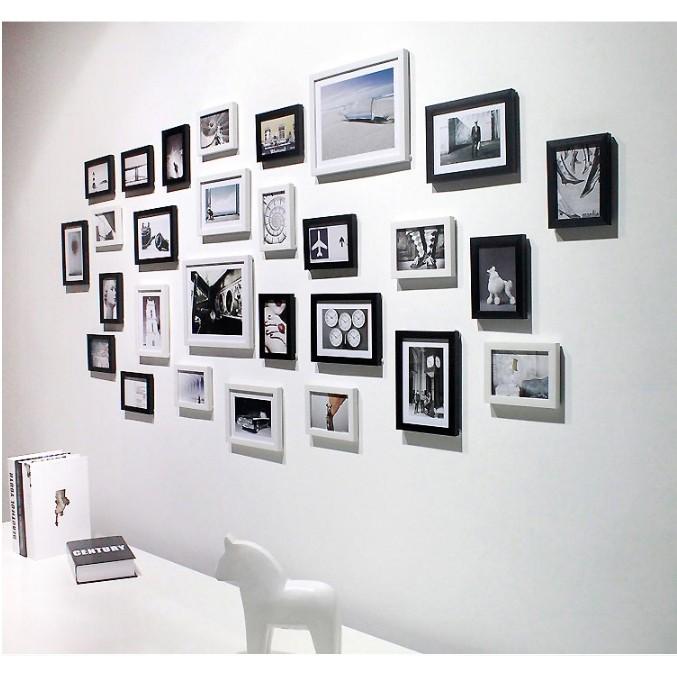 51 框31 框28 框26 框簡約超大客廳照片牆相片牆相框牆 相框掛牆 歐式