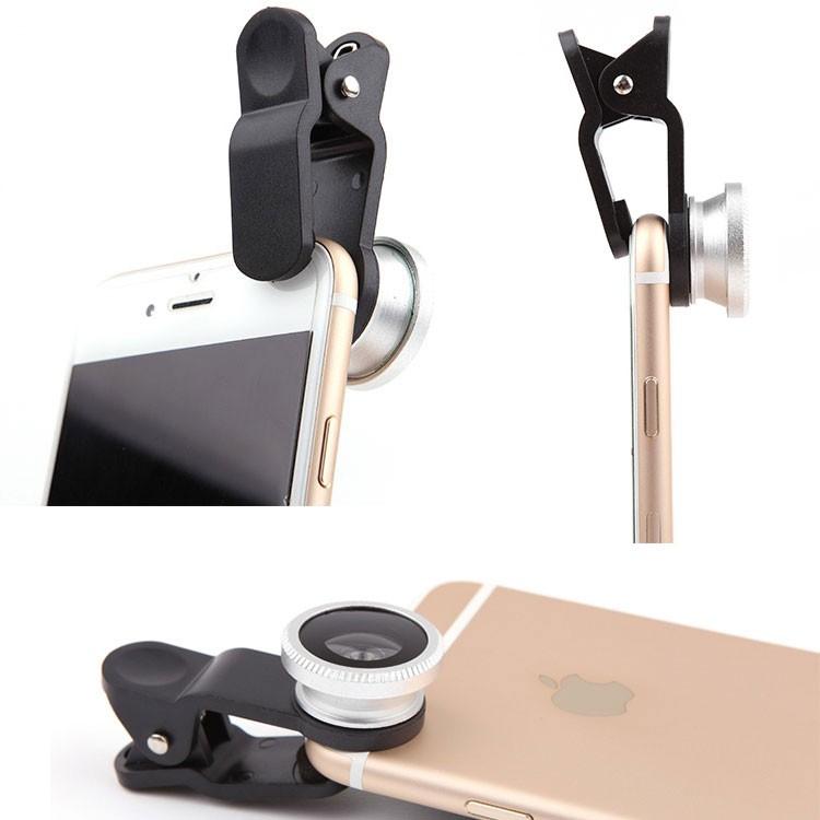 ~ ~手機鏡頭魚眼鏡頭廣角鏡頭微距鏡頭三合一鏡頭拍照 外置攝像頭
