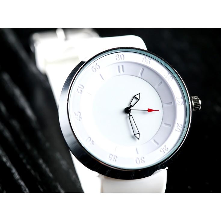 韓國 簡約風格中性手錶男錶女錶對錶~SB062423 ~