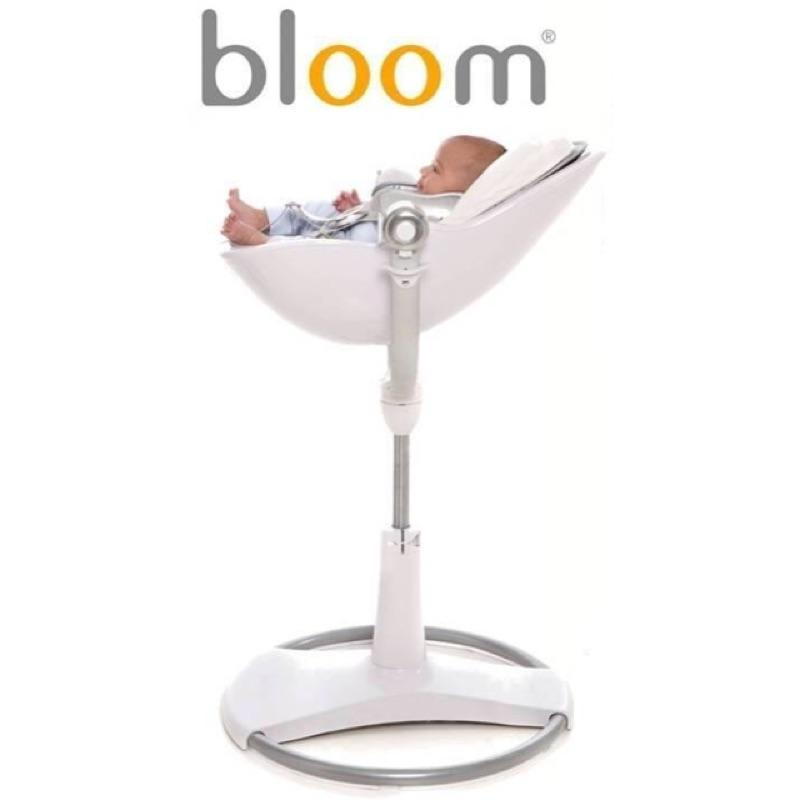 ~Bloom ~fresco chrome seat pad 可調式 高腳椅塑膠
