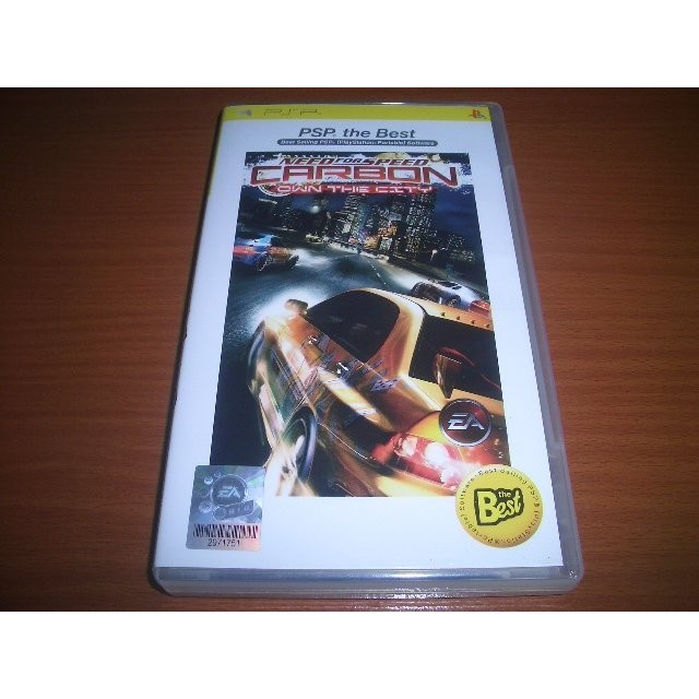 PSP 極速快感Need for Speed Fast 2 Furious 玩命關頭2 飆