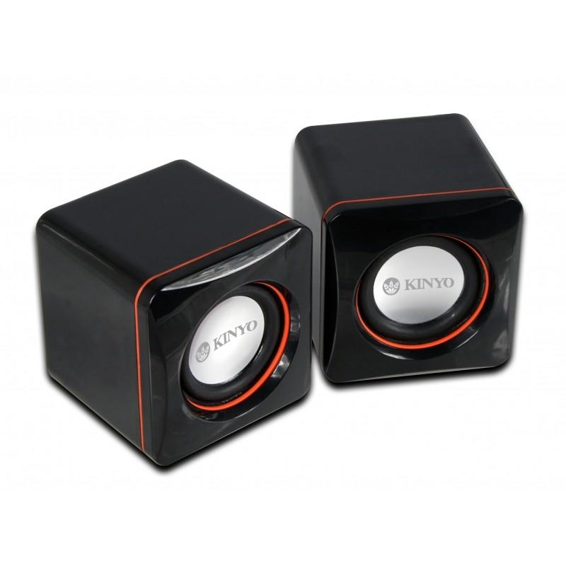 小港3C ~一年保~KINYO US 202 US202 USB 迷你筆電 小喇叭~200
