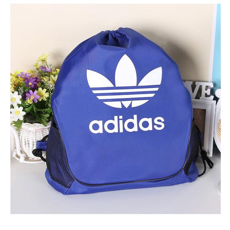Adidas 束口袋假日出遊 單品男女款束口袋 背包