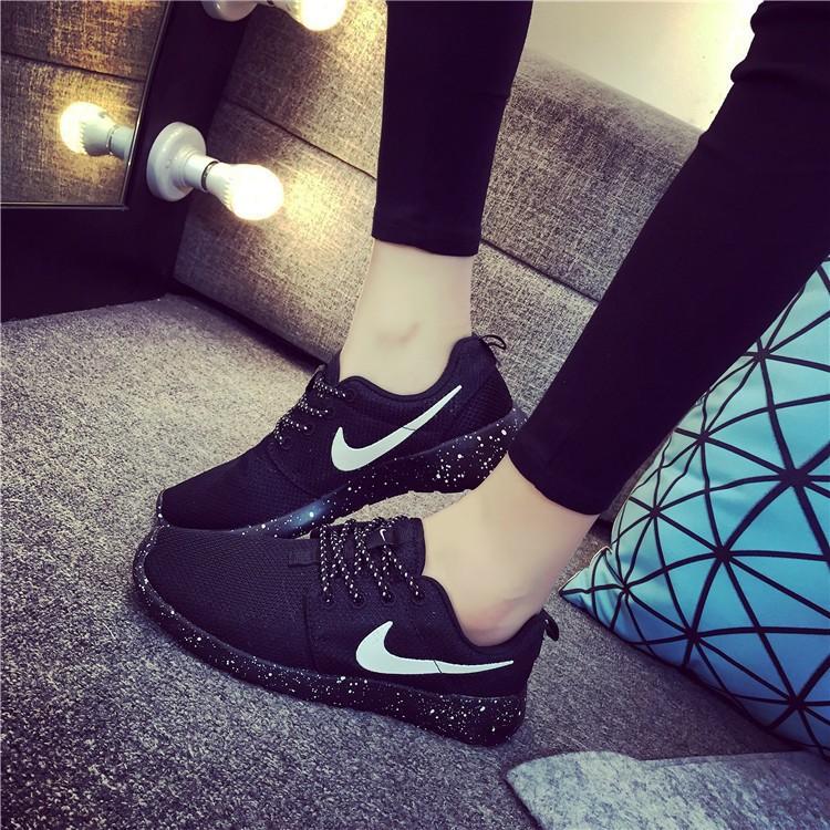 USUN ®~情侶鞋系列~~NIKE ~倫敦小跑,跑步鞋AIR ,網布鞋,慢跑鞋男女鞋36