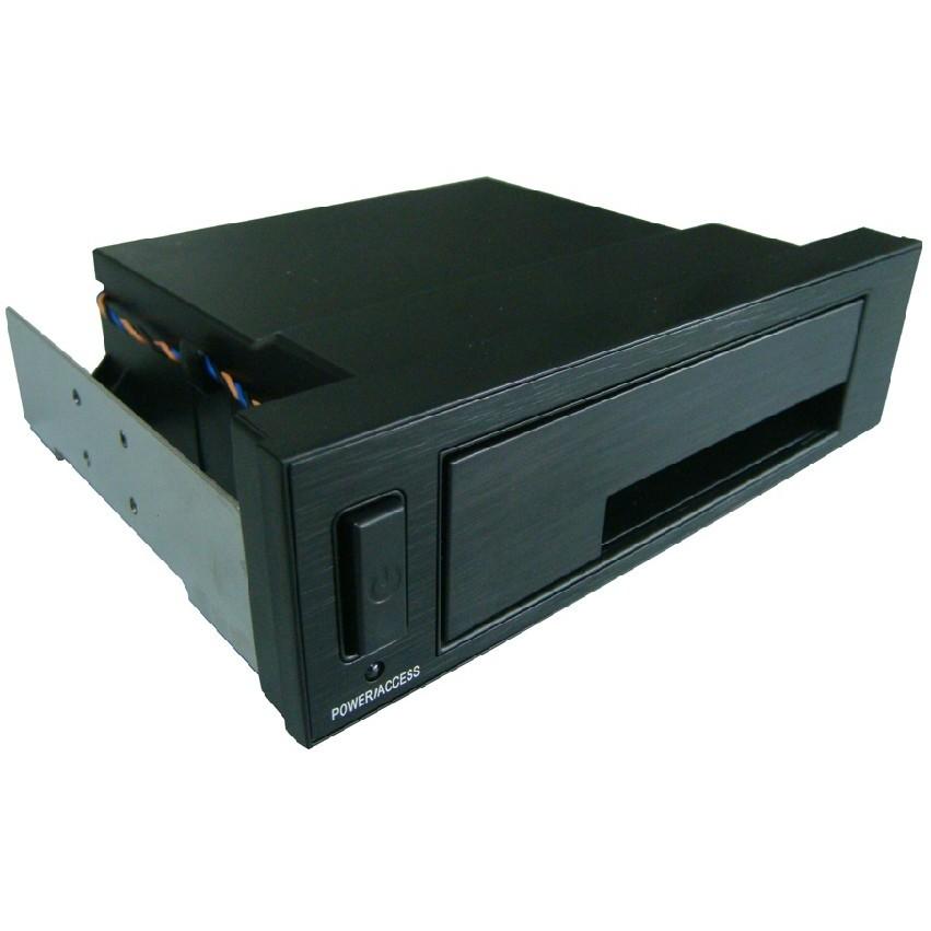 硬碟抽取盒2 5 吋3 5 吋雙模組SATA 熱插拔前置電源開關