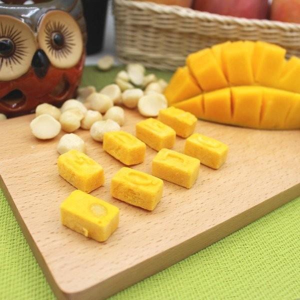 夏威夷豆愛文芒果凱特王妃也瘋狂~零下40 度製程⛄水果凍乾水果酥水果乾