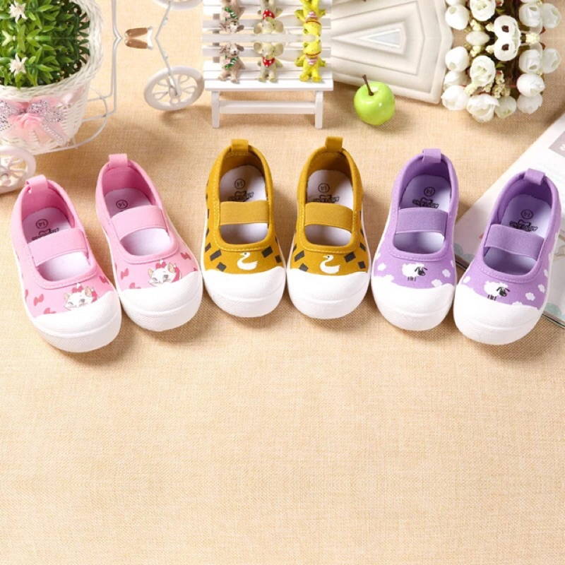 兒童帆布鞋子2016 春夏 淺口女童帆布鞋卡通公主鞋舞蹈鞋1 8 歲