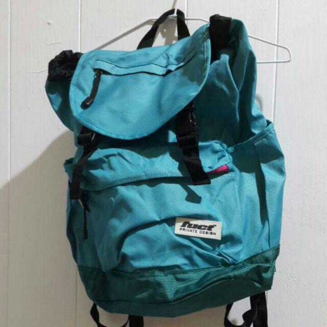 Tiffany 綠顏色後背包