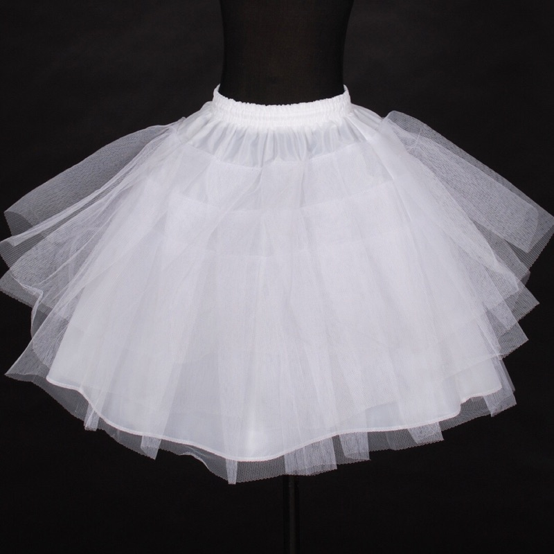 曈曈Baby 禮服 神器兒童打底裙撐婚紗禮服公主裙內置裙撐花童裙撐兒童紗撐