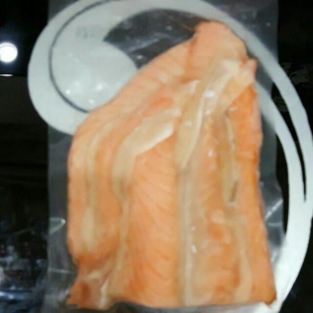 鮮凍挪威鮭魚肚條