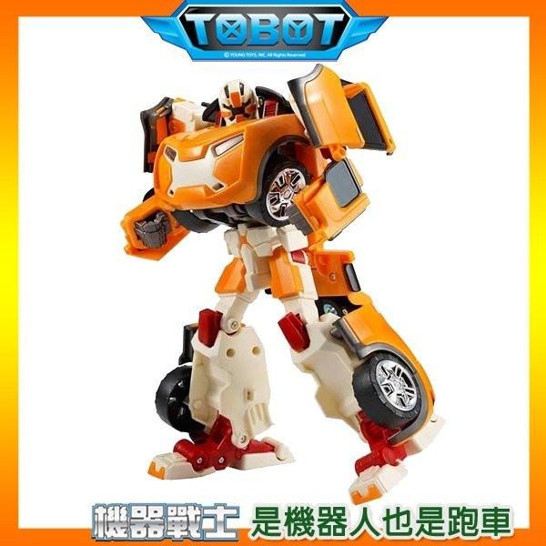 ~3C 小苑~01008 韓國 超級機器戰士TOBOT 進化X 大型機器人YOUNG TO