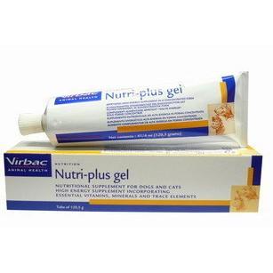 法國維克virbac 克補軟膏Nutri plus gel 克補營養膏120 5g