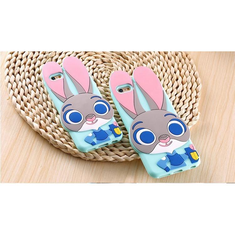 動物方程式警兔朱迪JUDY iPhone oppo 手機殼軟殼