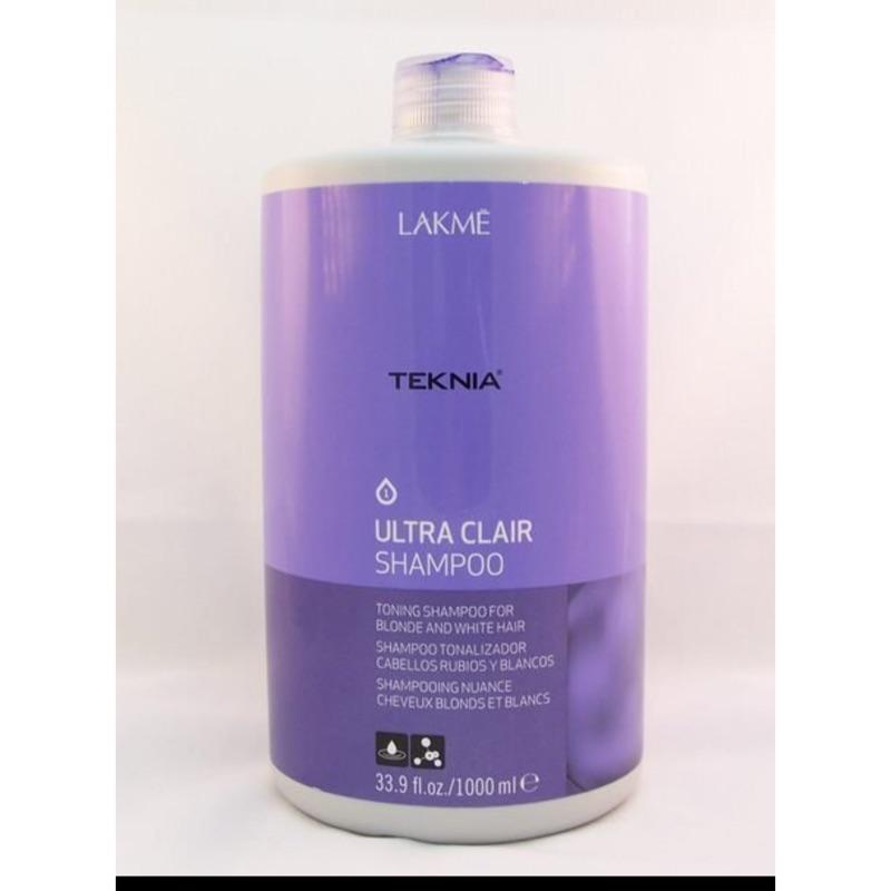LAKME 萊肯矯色洗髮精染冷色調籃色紫色 300ML 1000ML
