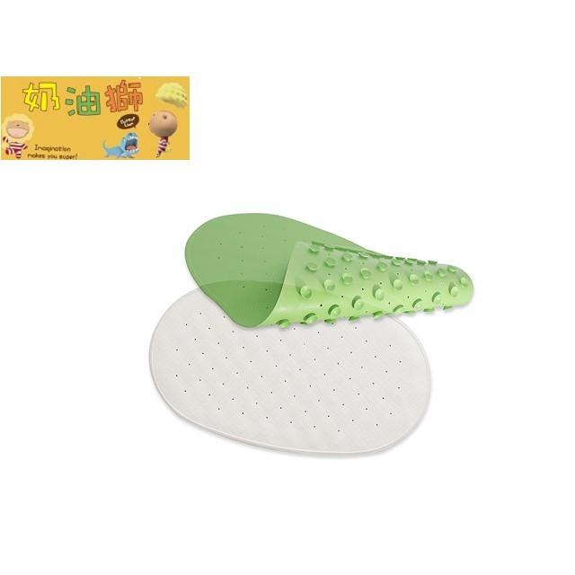 愛嬰寶2館 奶油獅 晶透矽膠吸盤式浴盆止滑墊 嬰兒浴盆防滑墊 ~933100 ~
