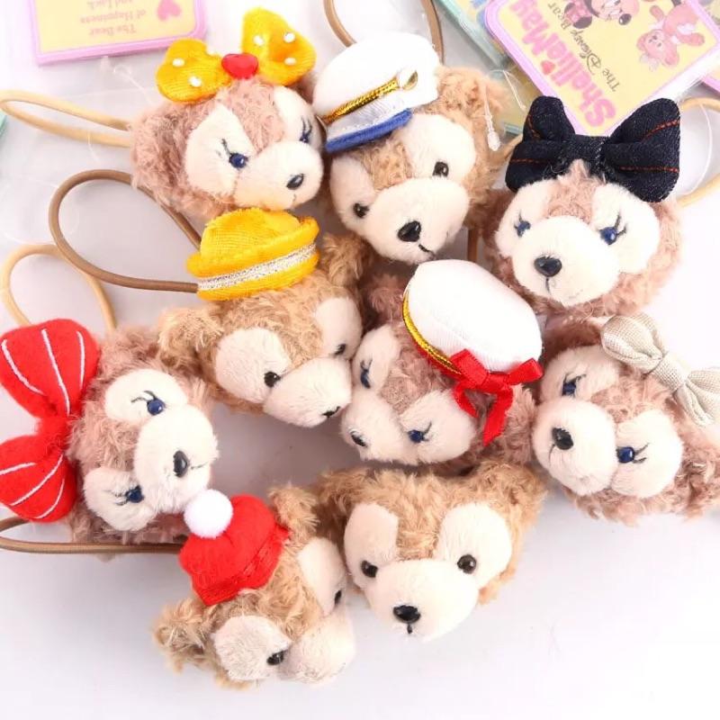 迪士尼Disney 達菲Duffy bear 髮繩髮束