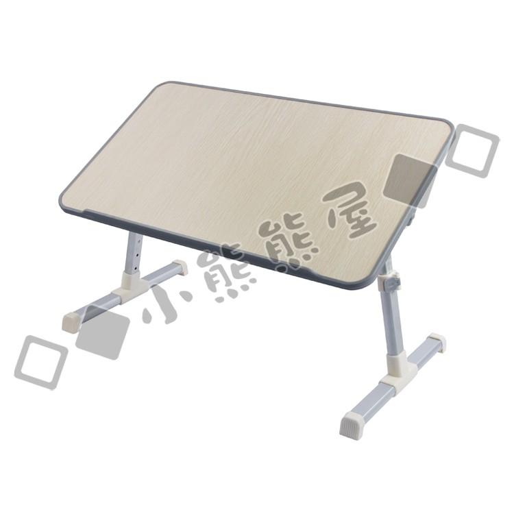 多 折疊筆電桌摺疊桌懶人桌和室桌床用電腦桌學習桌置物桌鋁合金桌腳可調桌面角度室內室外
